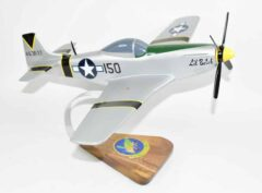47th Fighter Squadron P-51 Mustang Model