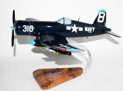 VF-193 Ghostriders F4U4 Corsair Model