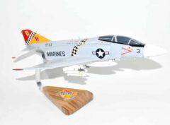 VMFA-312 Checkerboards F-4J Model