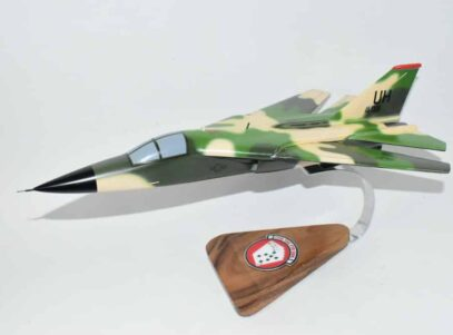 77th FS The Gamblers F-111E Model