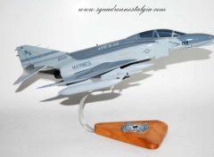 VMFA-112 Cowboys F-4 Model