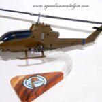 C TROOP 2/17 AIRCAV AH-1G Model