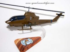 C TROOP 2/17 AIRCAV AH-1G Model