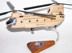 4th Batt, 123rd Reg, Sugar Bears North CH-47 Model