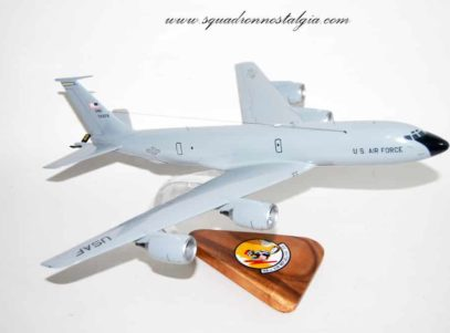 168th Air Refueling Squadron KC-135 Model