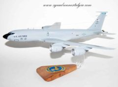 191st Air Refueling Squadron Ruddy Ducks KC-135 Model