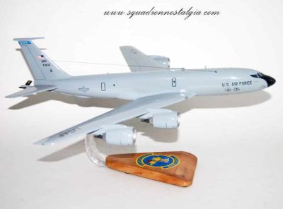 191st Air Refueling Squadron Ruddy Ducks KC-135 Model