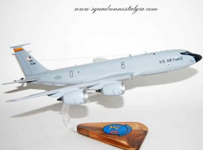 197th Air Refueling Squadron 'Copper Heads' KC-135 Model