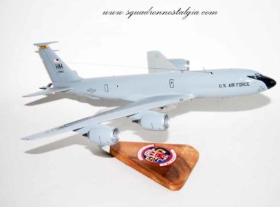 203rd Air Refueling Squadron KC-135 Model
