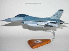421st FS Blackwidows F-16
