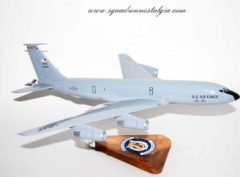 63rd Air Refueling Squadron KC-135 Model