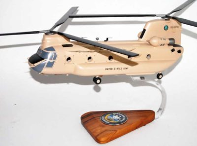 B 1-169th Aviation Georgia CH-47 Model