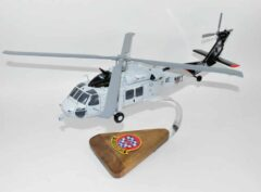 HSC-4 Black Knights MH-60S Model