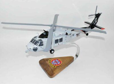 HSC-4 Black Knights MH-60S Model