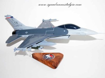301st AMXS Weapons Ft Worth F-16 Model