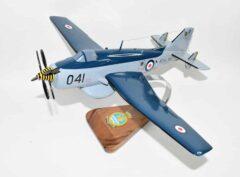 Sqd 849 Gannet AEW.3 Model