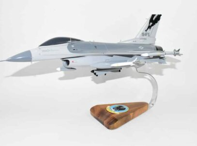 194th Fighter Squadron Griffins F-16 Model