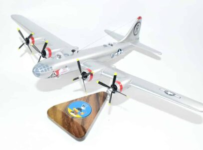 24th Bomb Squadron B-29 Model