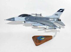 159th FS Boxing Gators F-16 Falcon Model