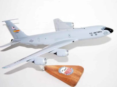 336th Air Refueling Squadron KC-135 Model