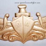 Surface Warfare Pin (gold)