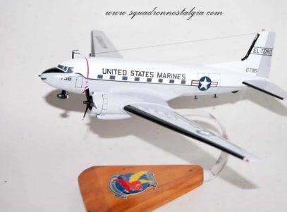 MCAS El Toro C-117 Model