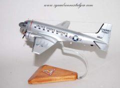 MCAS Cherry Point C-117 Model