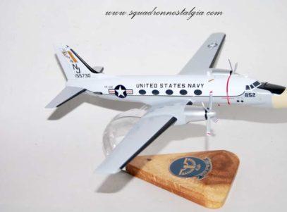 VA-128 Golden Intruders TC-4C Model