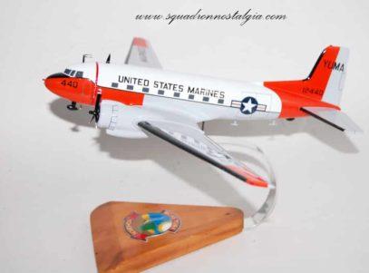 MCAS Yuma C-117 (1965) Model