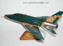 118th Fighter Squadron F-100 Model