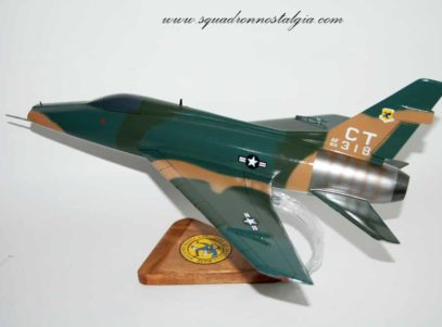 118th Fighter Squadron F-100 Model