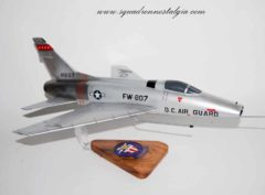 121st Tactical Fighter Squadron F-100 Model