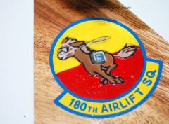180th Airlift Squadron C-130H