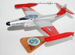318th Fighter Interceptor Squadron F-89 Model