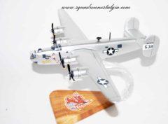 33rd Bomb Squadron 'Round Trip Ticket' B-24