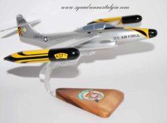 47th Fighter Interceptor Squadron F-89 Scorpion Model