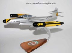 47th Fighter Interceptor Squadron F-89 Scorpion Model