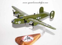 512th Bomb Squadron B-24 Model