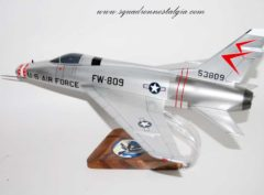 531st Fighter Squadron F-100 Model