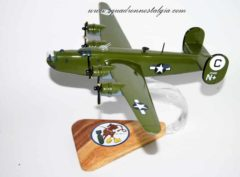 567th Bomb Squadron B-24D Model