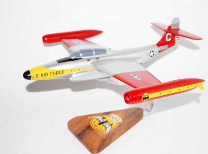 59th Fighter Interceptor Squadron F-89 Model