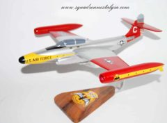 59th Fighter Interceptor Squadron F-89 Model