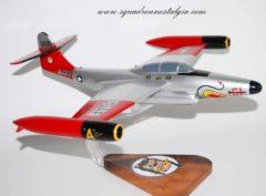 61st Fighter Interceptor Squadron F-89 Model