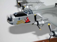 704th BS 'Bungay Buckaroo' B-24 Model