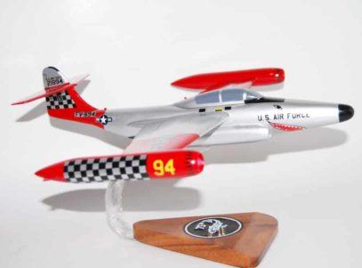 75th Fighter Interceptor Squadron F-89 model