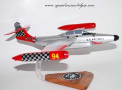 75th Fighter Interceptor Squadron F-89 model