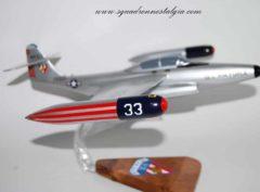 76th Fighter Interceptor Squadron F-89 Model