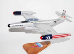 76th Fighter Interceptor Squadron F-89 Model