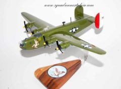 7th BS 'The Near Sighted Robin' B-24H Model