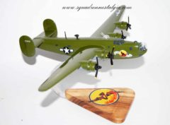 819th BS 'Bat out of Hell' B-24 Model